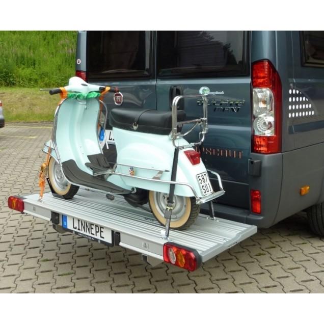 Welp Linnepe SlidePort Scooterdrager | Roma Nijverdal GK-54